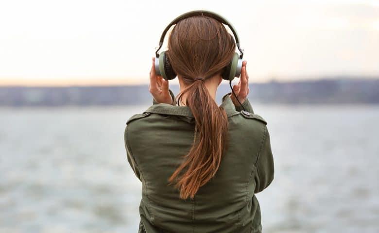 Listening to Audio Books